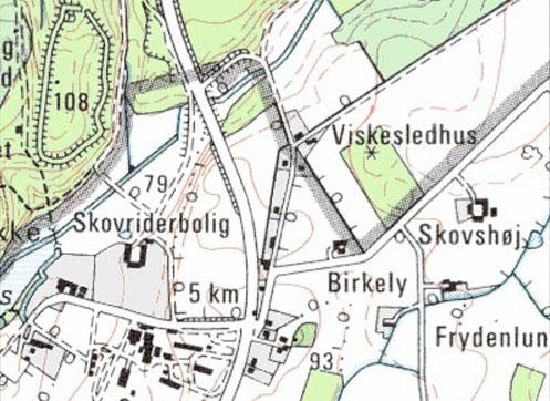 1703 -1990 Eske Viske i Almindingen