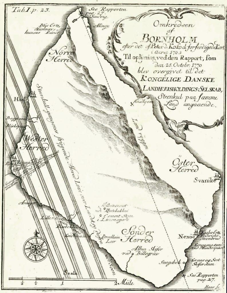 Afhandling om stenkul, 1770
