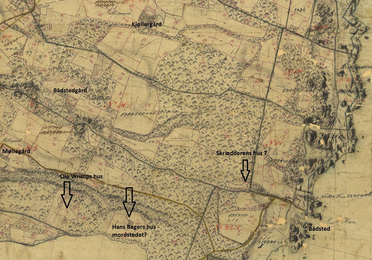 Matrikelkort 1826-1860
