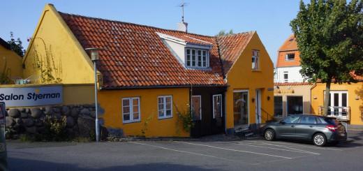 Hammershusvej 2 hvor Mogens Jensen holdt skole i 1766.