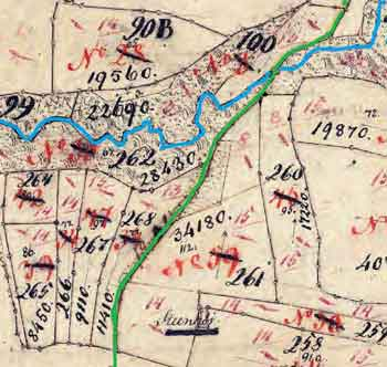 Matrikelkort 1808