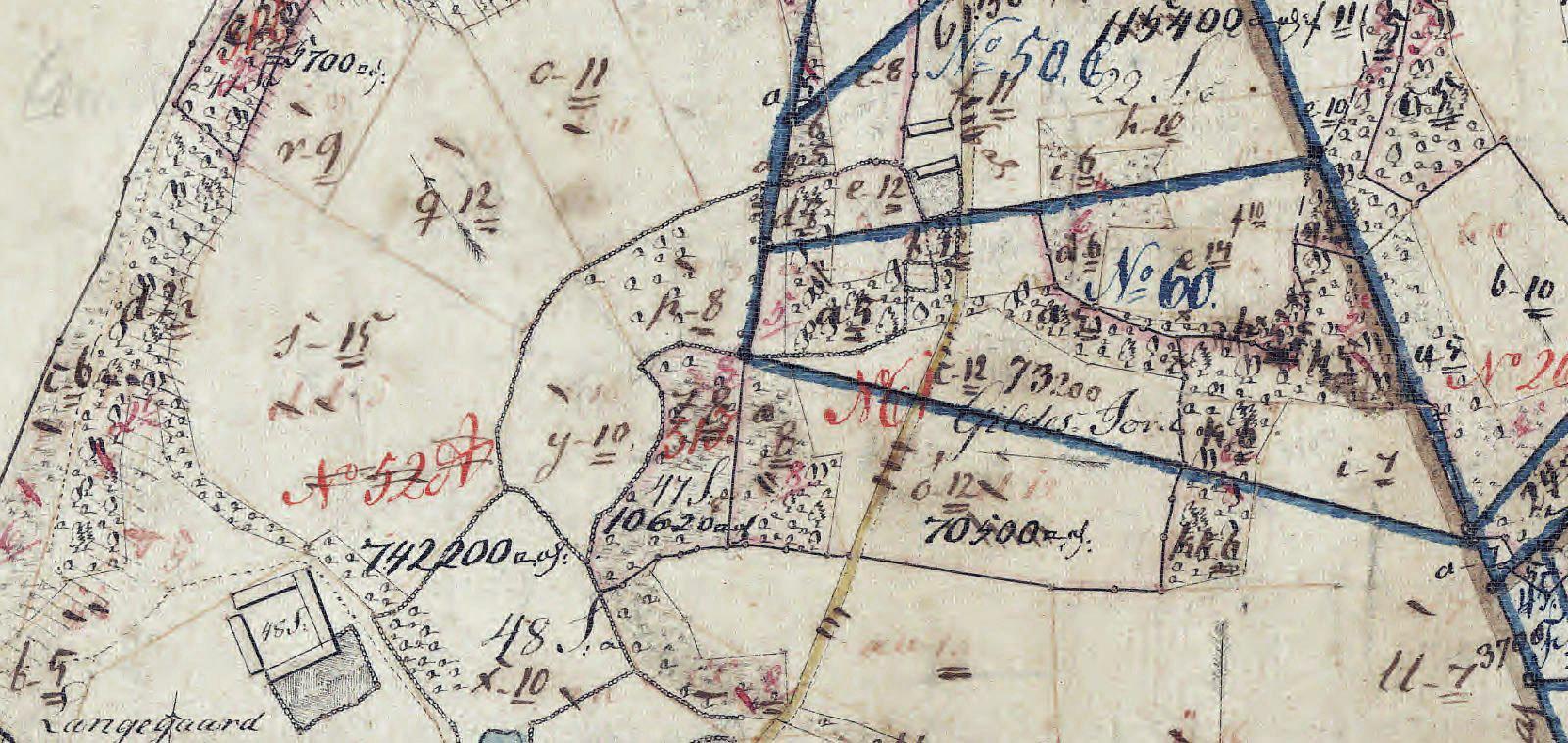 Matrikelkort 1818-1856