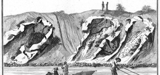 Fattige fiskere på Bornholm ved Tejn