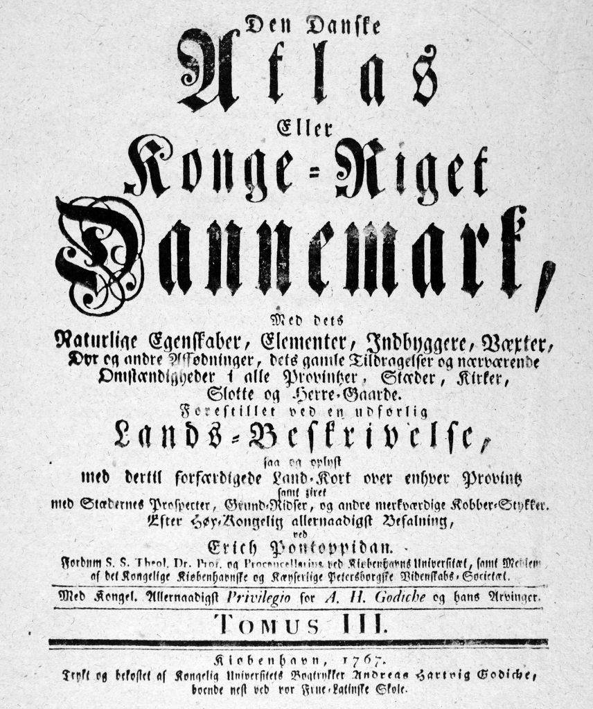Pontoppidan 1767