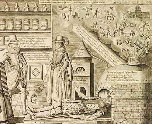 Matthäus Greuter (1566-1638). Overtro, fantasi og særheder skulle bekæmpes eller kureres!